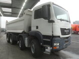 photo de Occasion  Camion MAN TGS 41.430 M 8X4 2009
