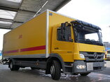 photo de Occasion  Camion Mercedes Atego 1524 L 4X2 2011