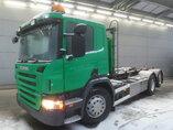 photo de Occasion  Camion Scania P420 6X2 2008