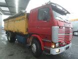 photo de Occasion  Camion Scania R113HL 380 6X2 1990