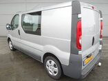 photo de Occasion  LCV Opel Vivaro L1H1 DC 2011