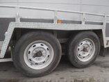 photo de Occasion  Remorque EGGHE T 1600 2 Essieux 1993