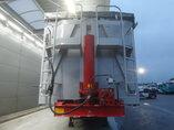 photo de Occasion  Semi-remorques Benalu 62m3 Alukipper 2x Liftachse HogeDruk-Reiniger Bencere 3 Essieux 2012
