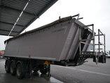 photo de Occasion  Semi-remorques Meiller 28m3 Liftachse MHKS 43 Essieux 2012