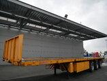 photo de Occasion  Semi-remorques Nooteboom 3x Lenkachsen Hartholz-Boden OVB-42-03V Essieux 2000