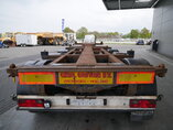 photo de Occasion  Semi-remorques Nooteboom FT-43-03V 2x Ausziehbar Extending-Multifunctional-Chassis Liftachse 3 Essieux 2001
