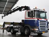 photo de Occasion  Tracteur Scania R420 6X2 2008
