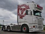photo de Occasion  Tracteur Scania R620 6X2 2011