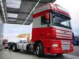 photo de Occasion Camion DAF XF105.510 SSC 6X2 2010