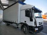 photo de Occasion Camion IVECO Eurocargo 120E28 Unfall Fahrbereit 4X2 2009