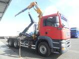photo de Occasion Camion MAN TGA 26.390 M 6X4 2007