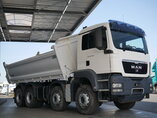 photo de Occasion Camion MAN TGS 41.400 M 8X4 2012