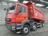 photo de Occasion Camion MAN TGS 41.400 M 8X4 2013