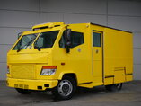photo de Occasion Camion Mercedes 813D Vario 4X2 2008