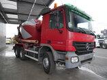photo de Occasion Camion Mercedes Actros 3236 B 6X4 2006