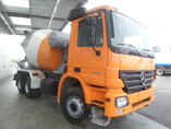 photo de Occasion Camion Mercedes Actros 3332 B 6X4 2008