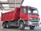 photo de Occasion Camion Mercedes Actros 3336 K 6X4 2013