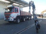 photo de Occasion Camion Volvo FM 400 8X4 2007