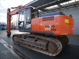 photo de Occasion Machine de construction Hitachi ZX 280 LCN-3 2011
