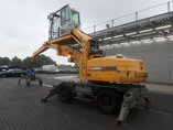 photo de Occasion Machine de construction Liebherr A 316 Litronic Industrie 2005