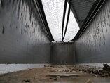 photo de Occasion Remorque Knapen KAH280 43m³ AluKipper Liftachse 3 Essieux 1990
