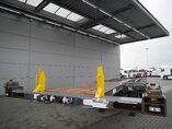 photo de Occasion Semi-remorques D-TEC FT-43-03V 2x Ausziehbar Extending-Multifunctional-Chassis Liftachse 3 Essieux 2003