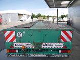 photo de Occasion Semi-remorques Goldhofer 2x Ausziehbar Max 28m70 4x Lenkachse Essieux 1997