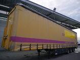 photo de Occasion Semi-remorques Groenewegen Mega Hardholz-Bodem DRO-12-27 3 Essieux 2006