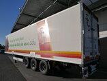 photo de Occasion Semi-remorques Krone Trennwand Huckepack Doppelverdampfer SD 3 Essieux 2011