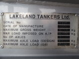 photo de Occasion Semi-remorques Lakeland  42.800 Ltr / 6 / Liftachse 3 Essieux 2006