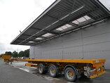 photo de Occasion Semi-remorques Nooteboom 2x Ausziehbar bis 27m60 3x Lenkachsen Hartholz-Boden OVB-48-03V Essieux 2001