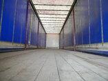 photo de Occasion Semi-remorques Pacton Liftachse Hartholz-Boden TXL339 Essieux 2008