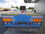photo de Occasion Semi-remorques Schmidt-Hagen Ausziebar Bis: 20m28 Tüv Gepflegt! Liftachse 2x Lenkachse SP/45/E/13,5-21 3 Essieux 2003