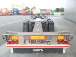 photo de Occasion Semi-remorques Schmitz Liftachse Ausziehbar Extending-Multifunctional-Chassis SCF24 3 Essieux 2012