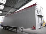 photo de Occasion Semi-remorques Stas 92m3 Palettenkasten CargoFloor CF 7 S300ZX Essieux 2012