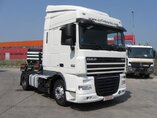 photo de Occasion Tracteur DAF XF105.460 Bucharest RO 4X2 2012