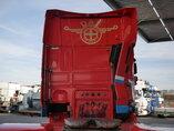 photo de Occasion Tracteur DAF XF105.460 SSC Unfall Fahrbereit 4X2 2008