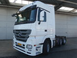 photo de Occasion Tracteur Mercedes Actros 2544 LS 6X2 2011