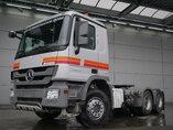 photo de Occasion Tracteur Mercedes Actros 2644 LS 6X4 2012