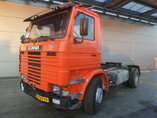 photo de Occasion Tracteur Scania R113H 380 4X2 1992