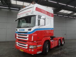 photo de Occasion Tracteur Scania R440 6X2 2009