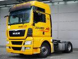 foto de Usado Cabeza tractora MAN TGX 18.480 XXL Unfall Fahrbereit 4X2 2014
