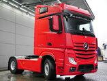 foto de Usado Cabeza tractora Mercedes Actros 1848 LS 4X2 2014