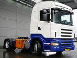 foto de Usado Cabeza tractora Scania R420 4X2 2009