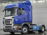foto de Usado Cabeza tractora Scania R420 4X2 2011