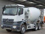 Mercedes Arocs 3342 6X4