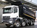 foto de Usado Camiones Mercedes Arocs 4145 K 8X4 2017