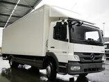 foto de Usado Camiones Mercedes Atego 1218 L 4X2 2013