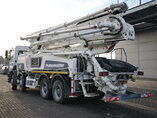 foto de Usado Camiones Mercedes Axor 4140 B 8X4 2016