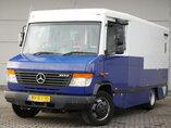 Mercedes Vario 813D 4X2